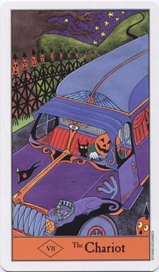 Halloween Chariot