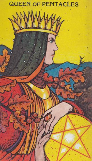 MG Queen of Pentacles_NEW