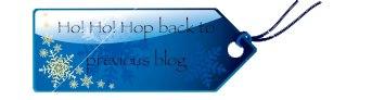BloghopbackYule