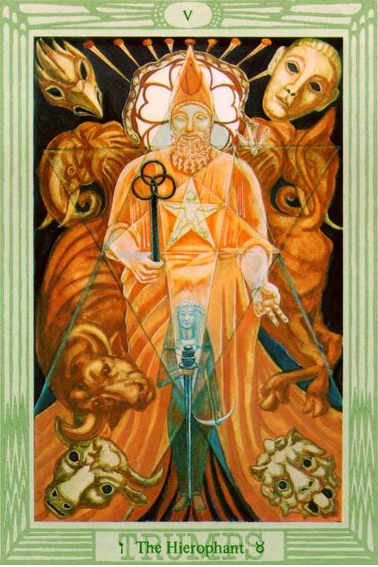 Thoth_5Hierophant